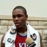 2011 CLC Graduate Ben McLemore received scholarship to attend University of Kansas